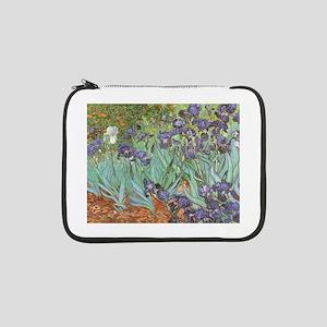 "Van Gogh Irises 13"" Laptop Sleeve"