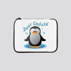 """Just Chilin 13"""" Laptop Sleeve"""
