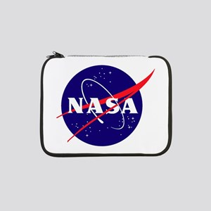 "NASA Meatball Logo 13"" Laptop Sleeve"