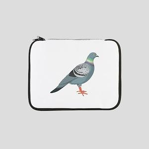 "Grey pigeon 13"" Laptop Sleeve"