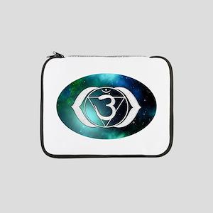 "3rd Eye Chakra 13"" Laptop Sleeve"