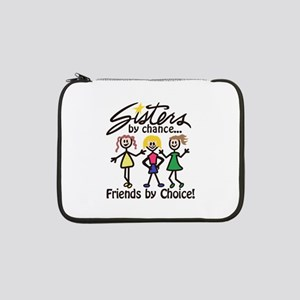 """Friends By Choice 13"""" Laptop Sleeve"""