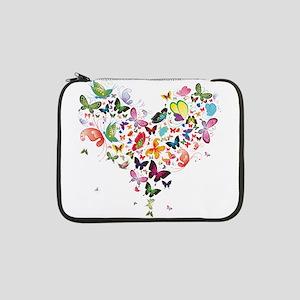 "Heart of Butterflies 13"" Laptop Sleeve"