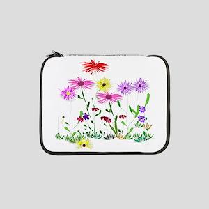 "Flower Bunch 13"" Laptop Sleeve"