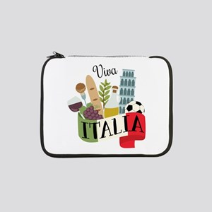 "Viva Italia 13"" Laptop Sleeve"