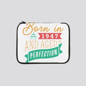 """1947 Aged to Perfection 13"""" Laptop Sleeve"""