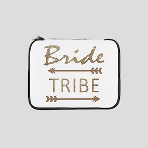 "tribal arrow bride tribe 13"" Laptop Sleeve"