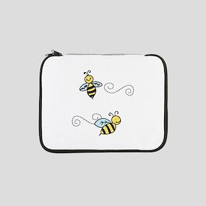 "Bees 13"" Laptop Sleeve"