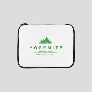 "Yosemite National Park, California 13"" Laptop Slee"