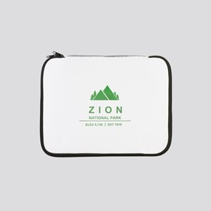 "Zion National Park, Utah 13"" Laptop Sleeve"