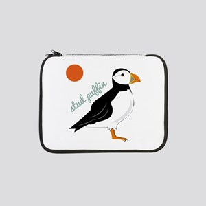 "Stud Puffin 13"" Laptop Sleeve"
