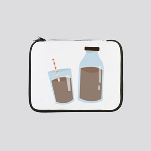 "Chocolate Milk 13"" Laptop Sleeve"