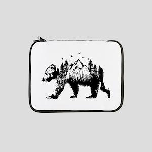 "Bear Woods 13"" Laptop Sleeve"