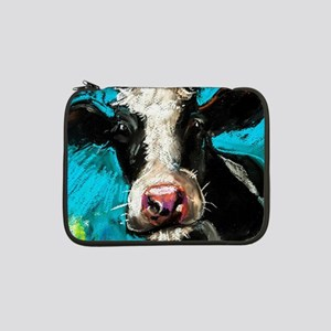 "Cow Painting 13"" Laptop Sleeve"