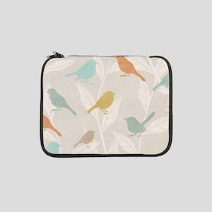 "Pretty Birds 13"" Laptop Sleeve"