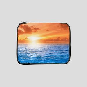 "Ocean Sunset 13"" Laptop Sleeve"