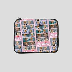 """I Love Lucy: Besties Pattern 13"""" Laptop Sleeve"""