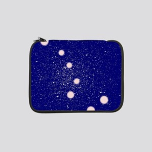 """The Big Dipper Constellation 13"""" Laptop Sleeve"""