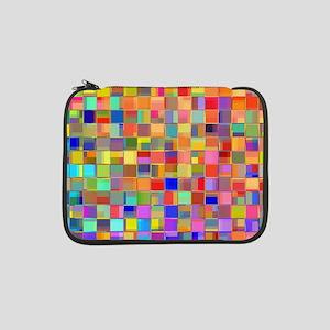 "Color Mosaic 13"" Laptop Sleeve"