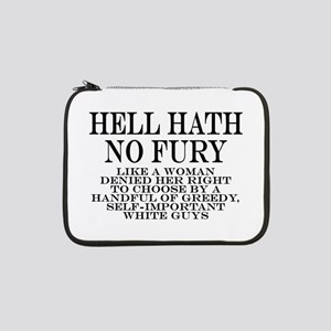 "Hell Hath No Fury 13"" Laptop Sleeve"