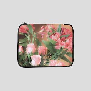 "Rose Bouquet 2 13"" Laptop Sleeve"