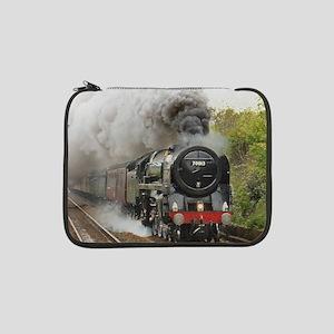 "locomotive train engine 2 13"" Laptop Sleeve"
