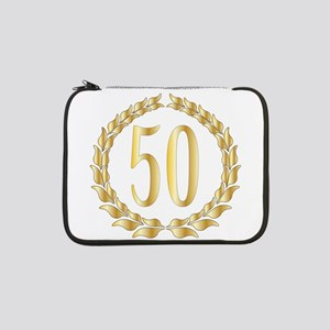"50th Anniversary 13"" Laptop Sleeve"