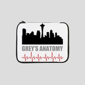 "Grey's Anatomy Seatle 13"" Laptop Sleeve"