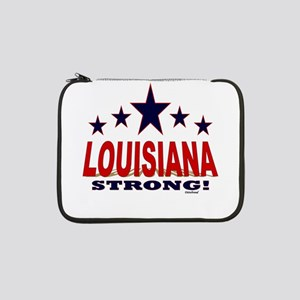 "Louisiana Strong! 13"" Laptop Sleeve"