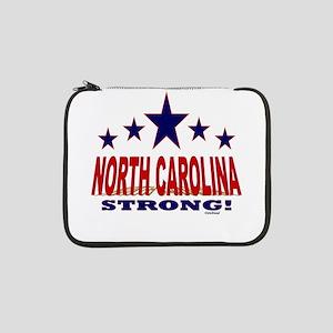 "North Carolina Strong! 13"" Laptop Sleeve"