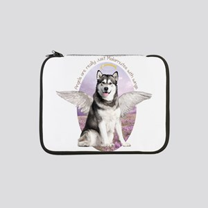 "angelwithwings 13"" Laptop Sleeve"
