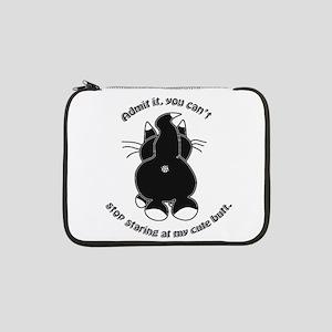 "Admit it Cat Butt 13"" Laptop Sleeve"