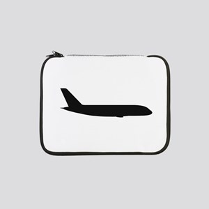"""Airbus A380 (side) 13"""" Laptop Sleeve"""
