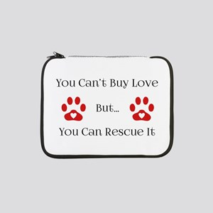 "You Can't Buy Love 13"" Laptop Sleeve"