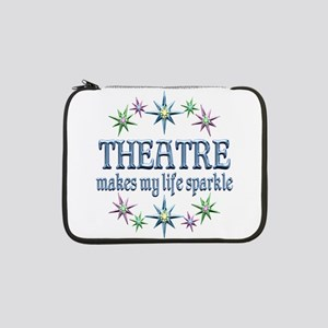 "Theatre Sparkles 13"" Laptop Sleeve"