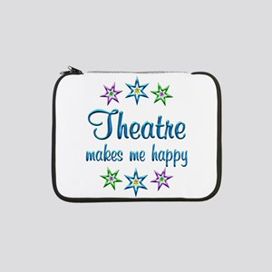 "Theatre Happy 13"" Laptop Sleeve"