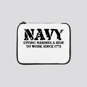 "NAVY 13"" Laptop Sleeve"