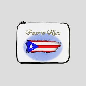"Puerto Rico 13"" Laptop Sleeve"