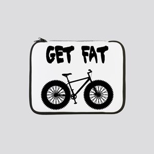 "GET FAT-FAT BIKES 13"" Laptop Sleeve"