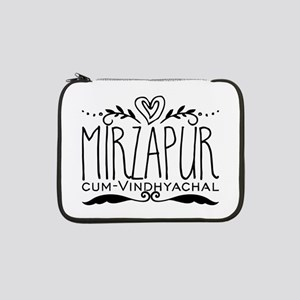 "Mirzapur cum-Vindhyachal 13"" Laptop Sleeve"