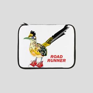 """Road Runner in Sneakers 13"""" Laptop Sleeve"""