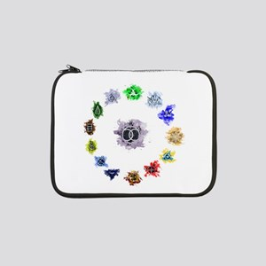 """The 100 Clans Coalition 13"""" Laptop Sleeve"""