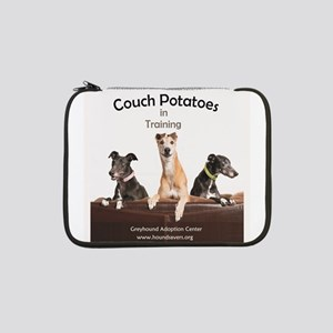 """Couch Potatoes 13"""" Laptop Sleeve"""