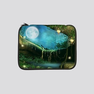"""Enchanted Forest 13"""" Laptop Sleeve"""