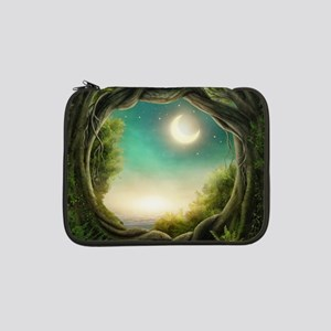 "Magic Moon Tree 13"" Laptop Sleeve"