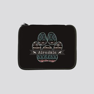 "Airedale 13"" Laptop Sleeve"