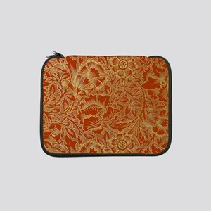 "William Morris Poppy Design 13"" Laptop Sleeve"