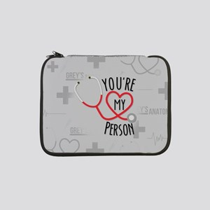 """You're My Person 13"""" Laptop Sleeve"""