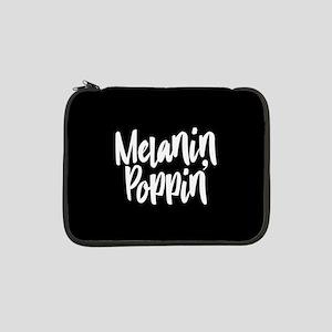 "Melanin Poppin 13"" Laptop Sleeve"
