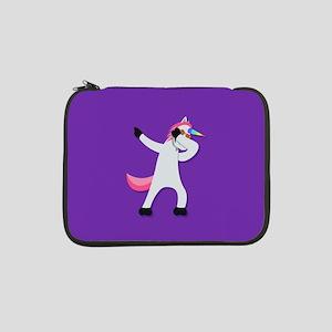 """Unicorn Dab 13"""" Laptop Sleeve"""